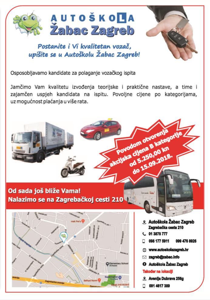 Letak Rudeš Akcija za B kategoriju do 15.09.2018.